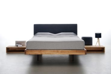 mazzivo m bel outlet i zeitlose designerbetten ab werk smooth designerbett aus massivholz. Black Bedroom Furniture Sets. Home Design Ideas