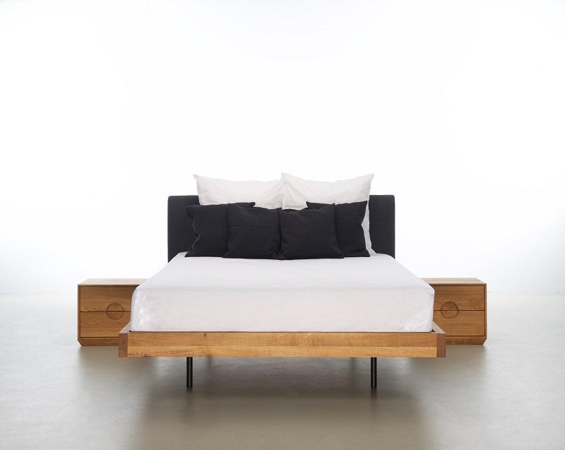 mazzivo m bel outlet i zeitlose designerbetten ab werk smooth elegantes modernes bett design. Black Bedroom Furniture Sets. Home Design Ideas